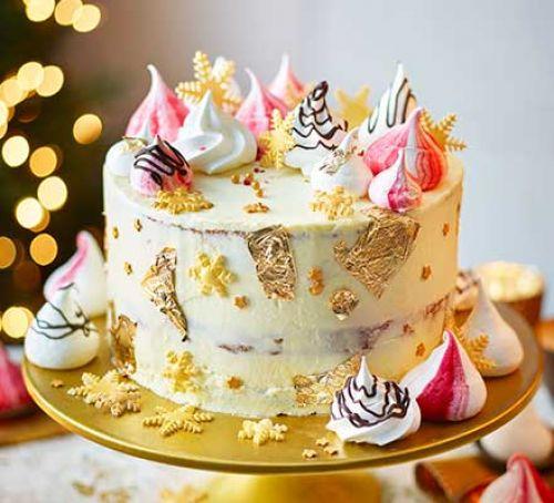 CHR003 - Christmas Cake