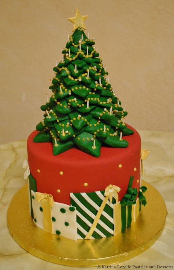CHR004 - Christmas Cake