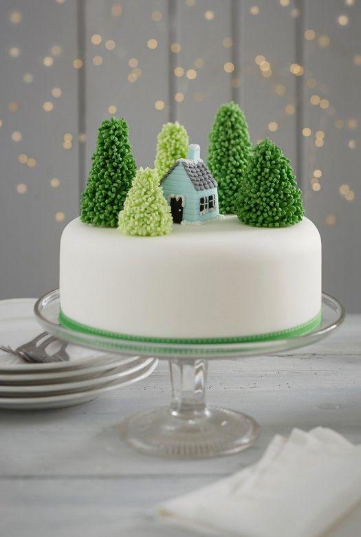 CHR006 - Christmas Cake
