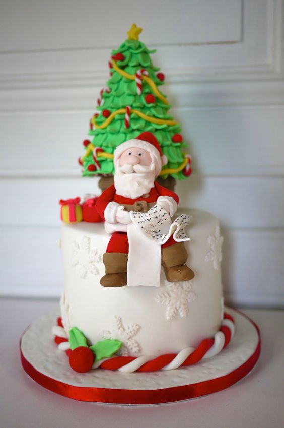 CHR007 - Christmas Cake