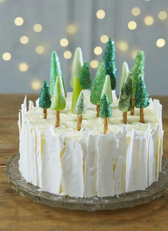 CHR009 - Christmas Cake