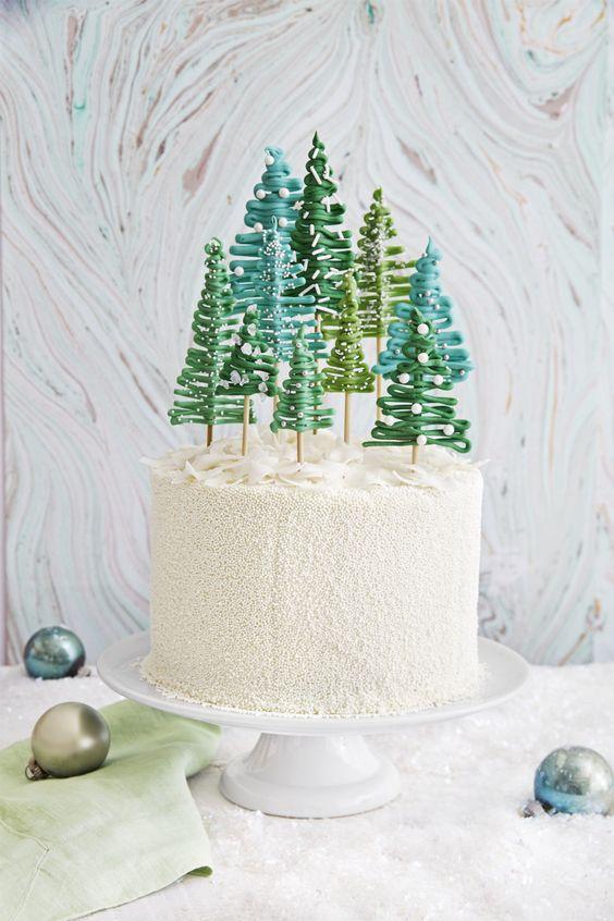 CHR013 - Christmas Cake