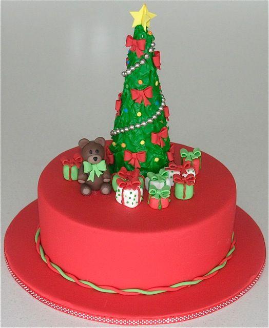 CHR016 - Christmas Cake