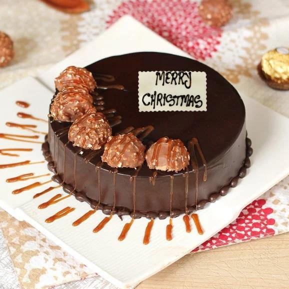 CHR017 - Christmas Cake
