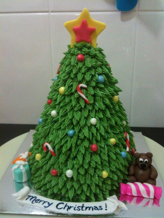 CHR019 - Christmas Cake
