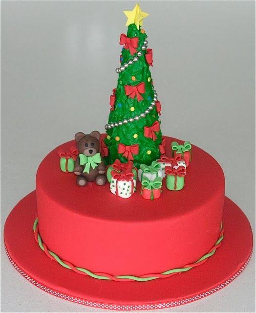 CHR020 - Christmas Cake
