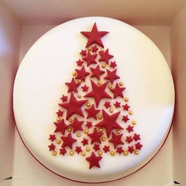 CHR021 - Christmas Cake