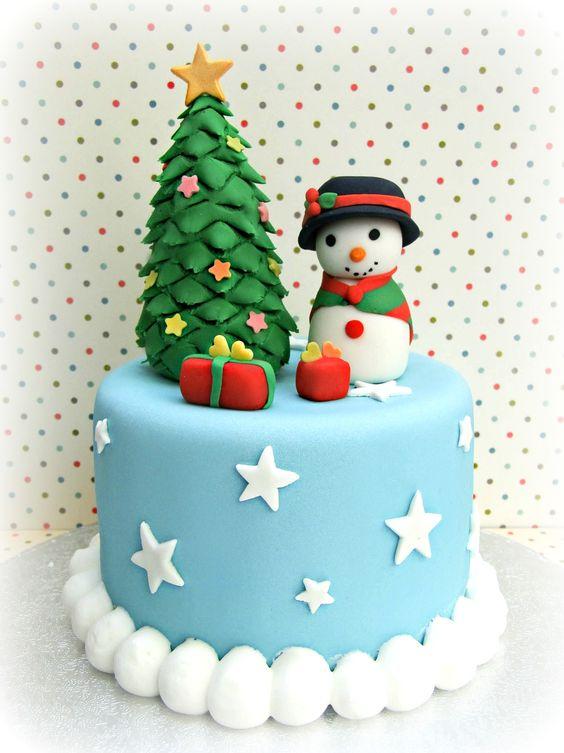 CHR022 - Christmas Cake