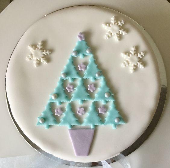 CHR023 - Christmas Cake