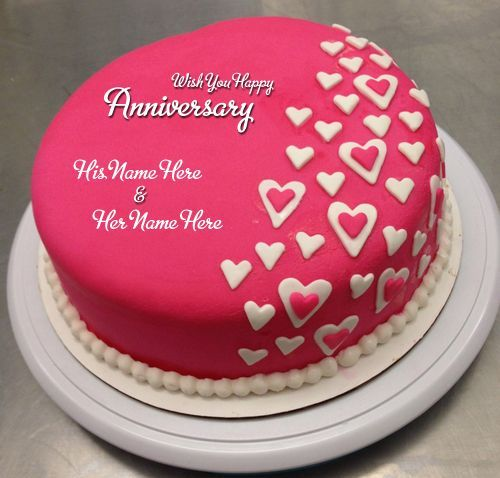 Magnificent Anv002 Anniversary Cake Anniversary Cake Cake Delivery In Funny Birthday Cards Online Inifofree Goldxyz