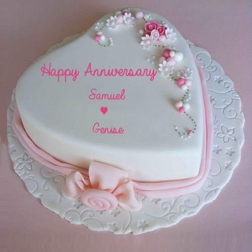 ANV007 - Anniversary Cake
