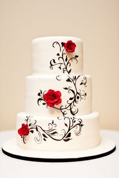 LWD017 - Lyer and Wedding Cake