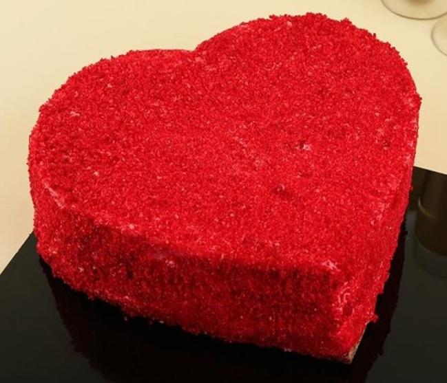 RDV009 - Red Velvet Cake