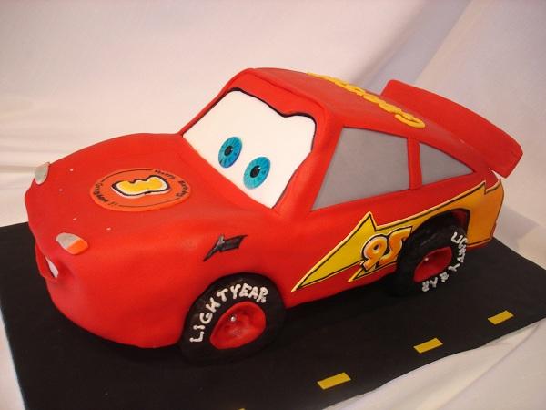 CAR002 - Car Design Cake