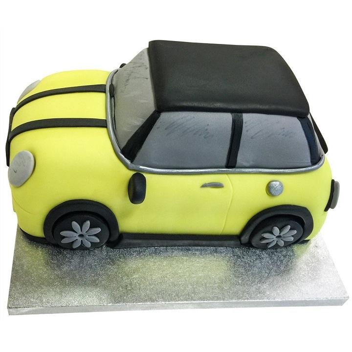 CAR005 - Car Theme Cake