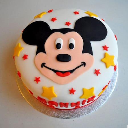 MIC002 - Beautiful Mickey Mouse Cake