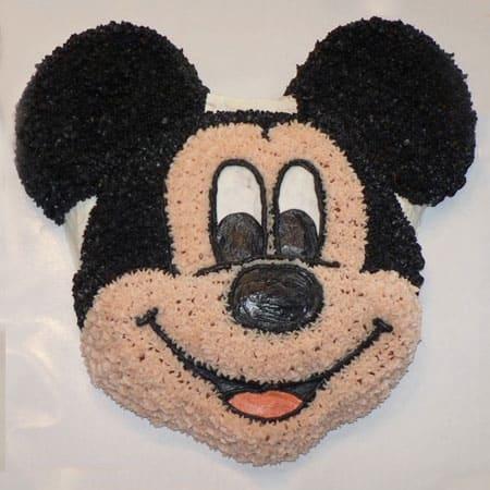 MIC007 - Mickey Mouse Cream Cake