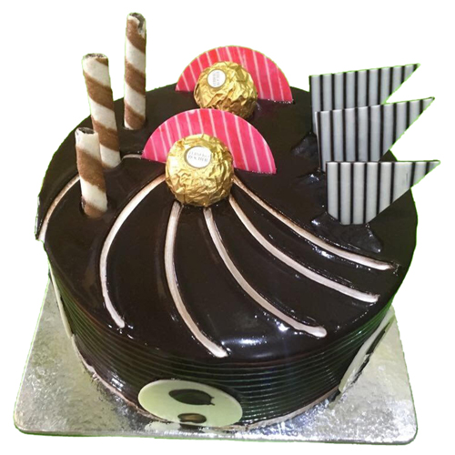 PRM014 - FERRERO ROCHER CAKE