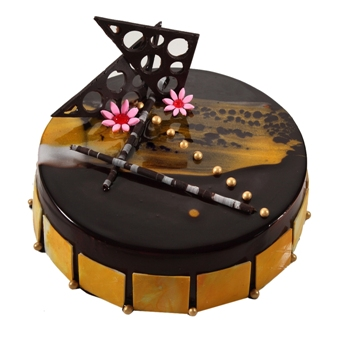 PRM015 - TWILIGHT SKY CHOCO MANGO CAKE