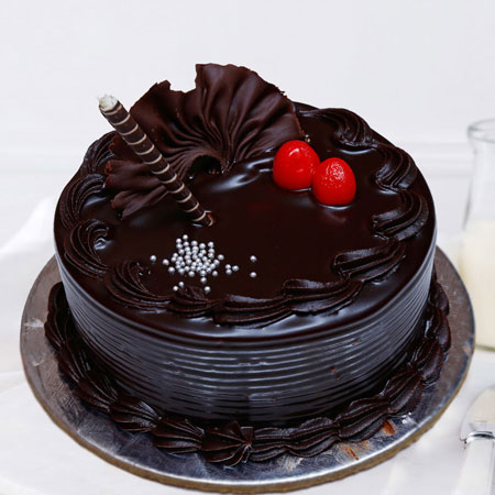 CHO015 - Sweet Chocolate Cake