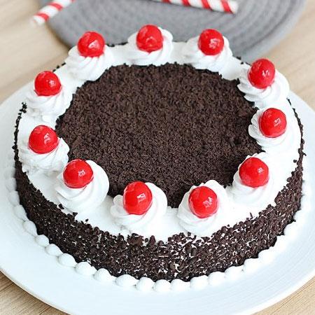 BLF006 - Chocolate Love Cherry Cake