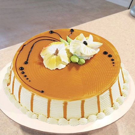 BTS004 - Angelic Butterscotch Cake