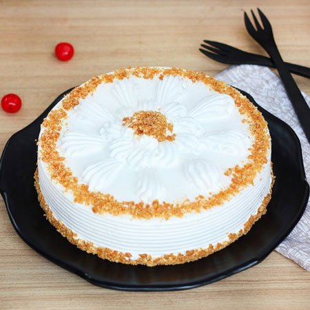 BTS007 - Exquisite Butterscotch Cake