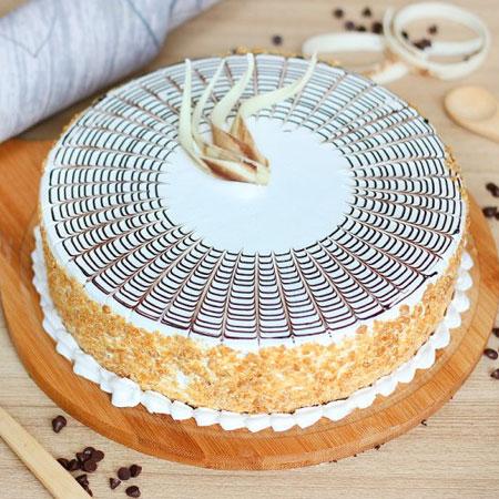 BTS016 - Sumptuous ButterScotch Cake