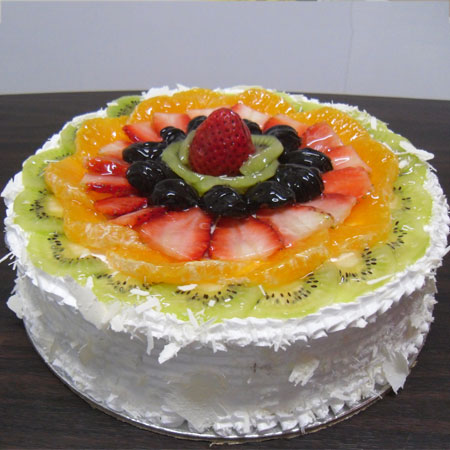 FRU003 -  Fresh Fruit Cake