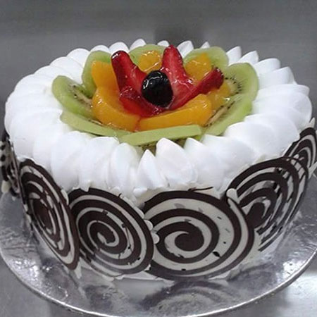 FRU005 -  Mix Fruit Cake