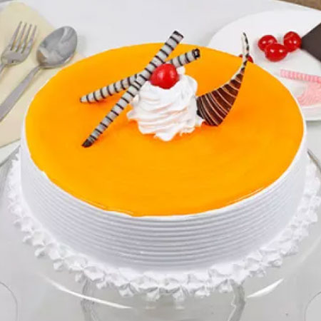 MNG003 - Dreamy Creamy Mango Cake