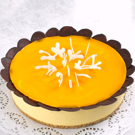 MNG013 - Stunning Mango Cake