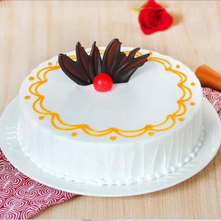 VAN004 -  Fresh Vanilla Cake