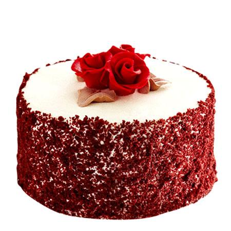 RDV007 - Rosy Red Velvet Cake