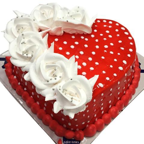 VAL003 - Heart Cake