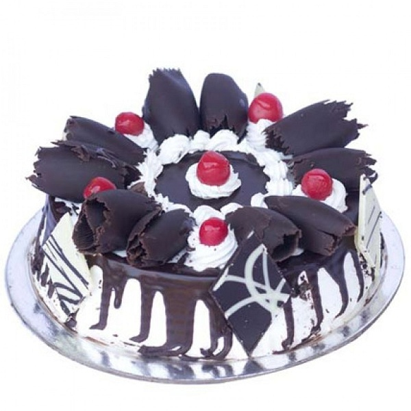 PRM027-Black Forest Gateaux