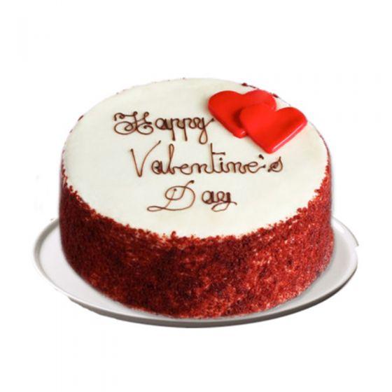 Fantastic Val004 Valentine Day Cake Valentine Day Cake Delivery In Birthday Cards Printable Inklcafe Filternl