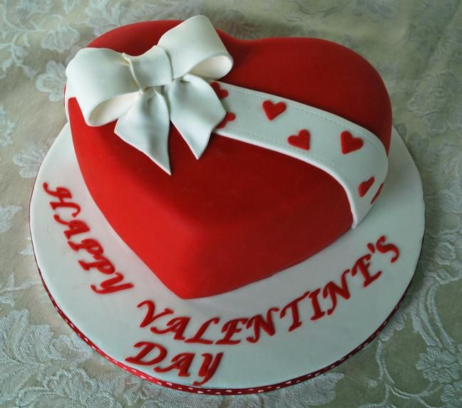 VAL005 - Valentine Day Love Cake