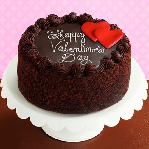 VAL010 - Valentine Day Cake