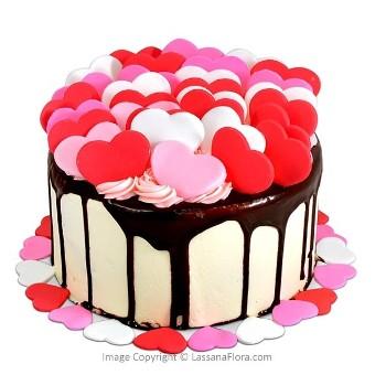 VAL034 - Valentine Day Cake