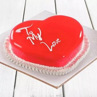 VAL049 - Valentine day Special Cake