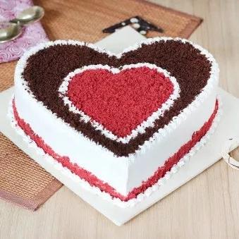 VAL053 - Valentine day Special Cake