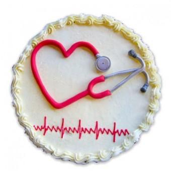 VAL063 - Valentine day Special Cake