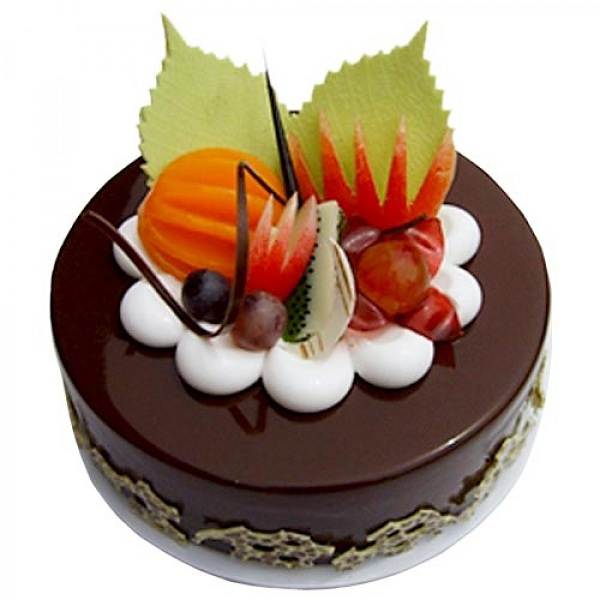 PRM033 - Rich Chocolaty Truffle with Fruits