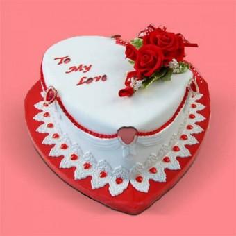 VAL067 - Valentine day Special Cake