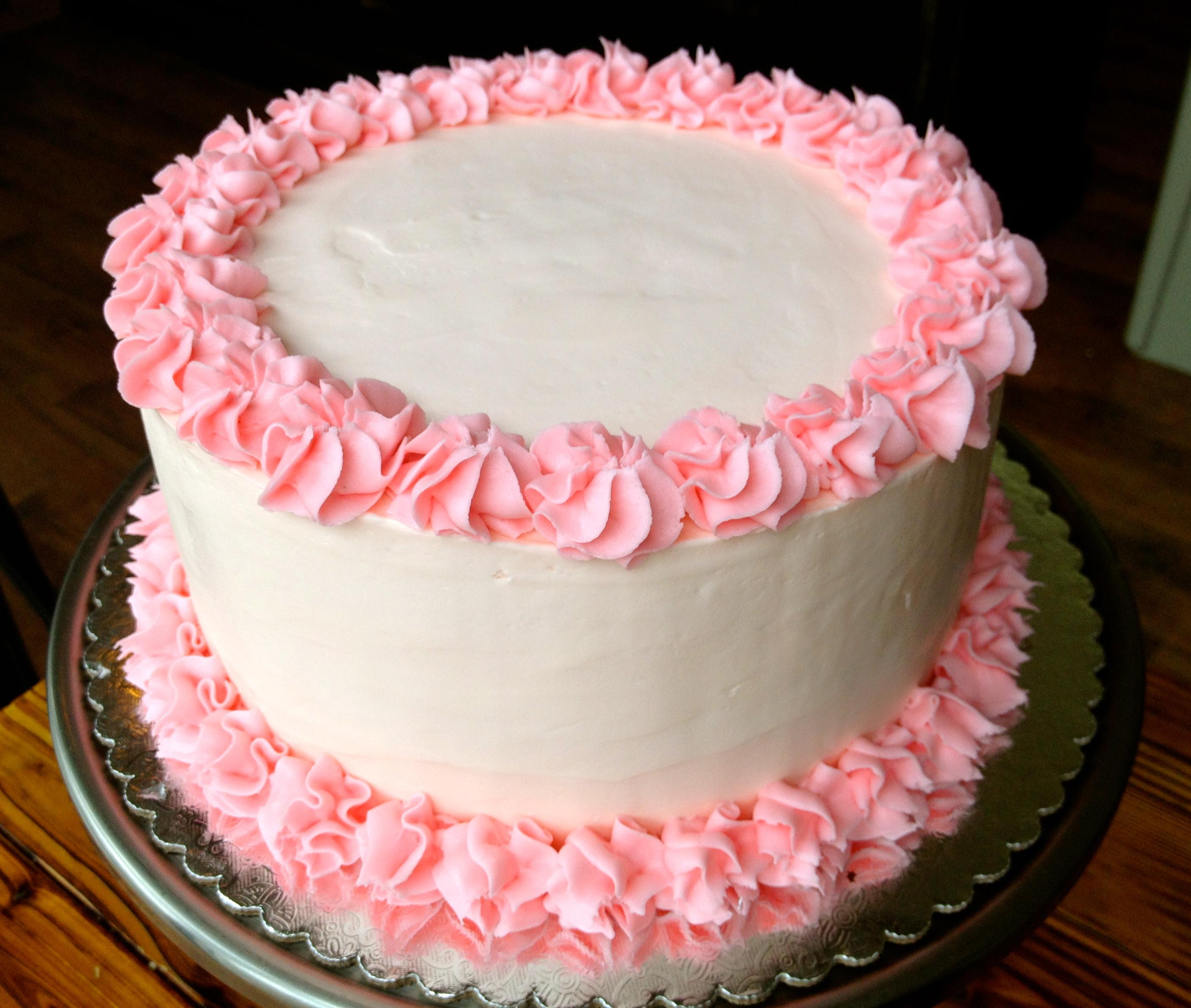 VAN005 - Vanilla-Cake-cakes