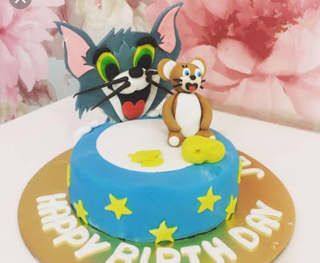 MIC012 - Tantalizing Tom and Jerry Cake