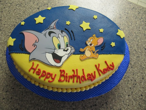 CRT006 - Tom And Jerry Cake