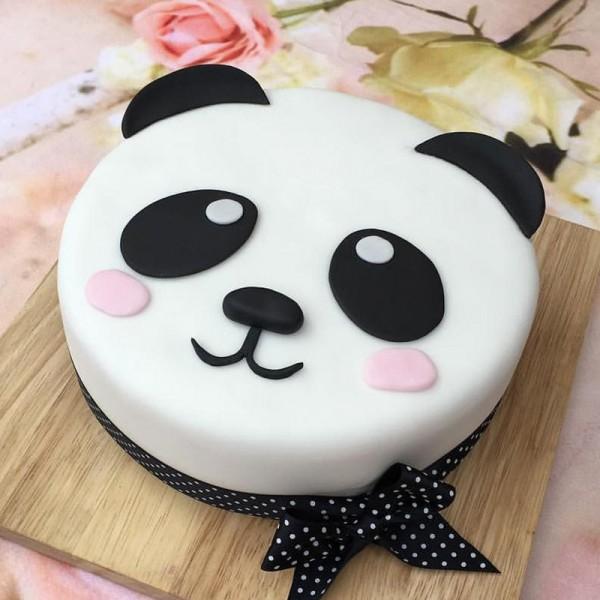 CRT008 - Panda Cake