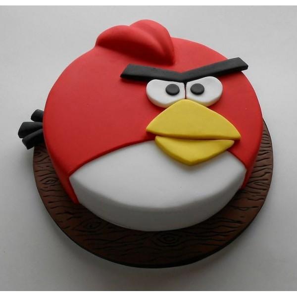 CRT009 - Angry Bird Cake